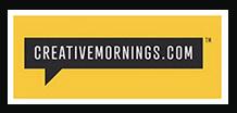 creative mornings graphic design inspiration