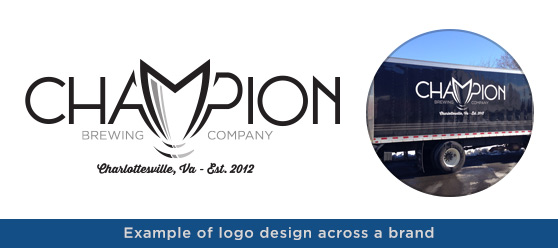 Brewery logo design examples