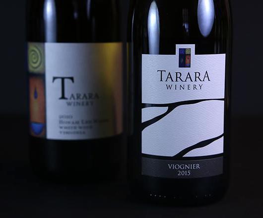 Tarara Winery Label Redesign