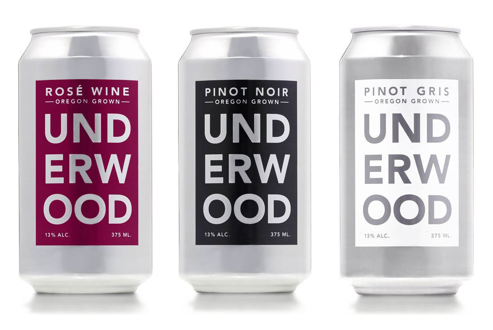 Image of Canned Wine packaging Underwood